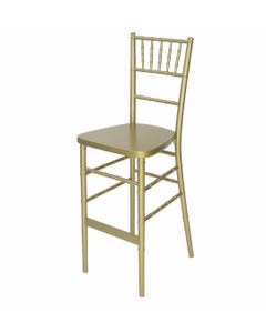 Chiavari Bar Stool - Gold