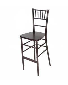 Chiavari Bar Stool - Mahogany