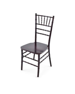 Wood Chiavari Chair - Mahogany